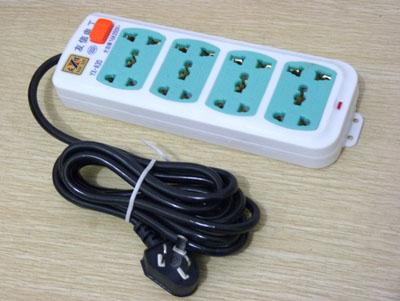 正品友信电工大功率插座接线板插排插板a-30