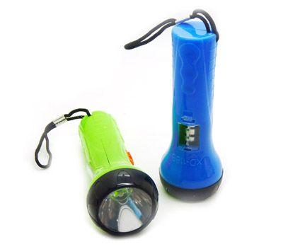 迷你led小手电 led手电筒 塑料手电.