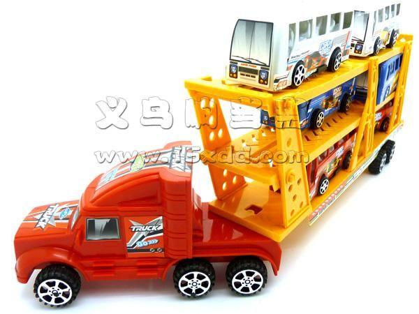 平板拖车玩具