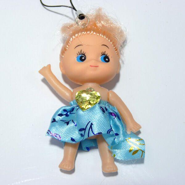首页 【2元店 2元超市】挂件系列 可爱芭比娃娃挂件/毛绒挂件 奇梦