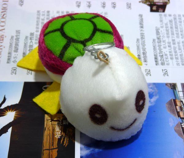 首页 【2元店 2元超市】挂件系列 可爱芭比娃娃挂件/毛绒挂件 小龟