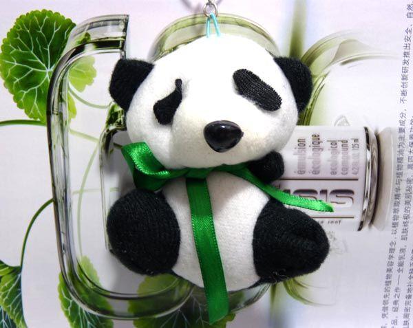 小熊猫挂件_可爱芭比娃娃挂件/毛绒挂件_【2元店 2元