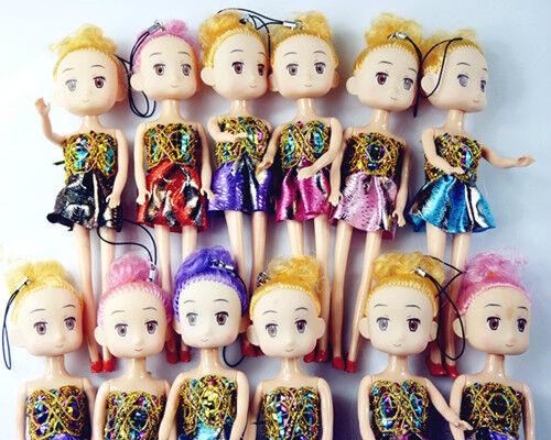 芭比女孩/超可爱/背包挂件/钥匙挂件_可爱芭比娃娃/_2