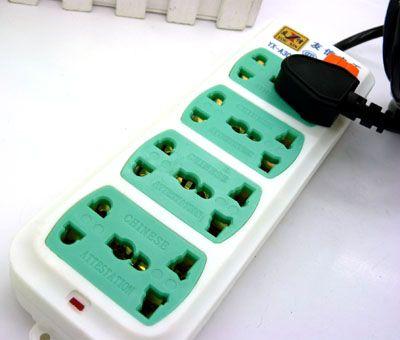 拖线板插排插板_拖线板接线图,拖线板怎么接线图解; 友信-yx-a30插排