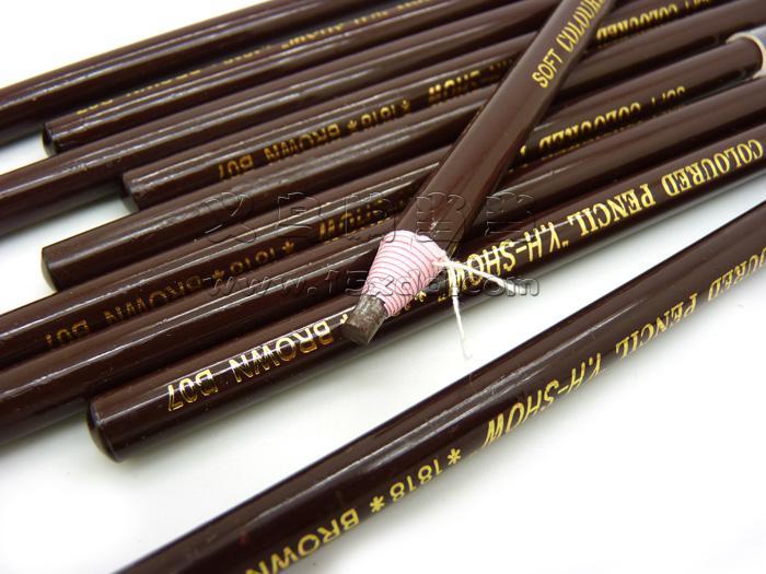 化妆师专用拉线眉笔 防水防 用拉线眉笔方便实用不晕染易清洗 拉线眉笔