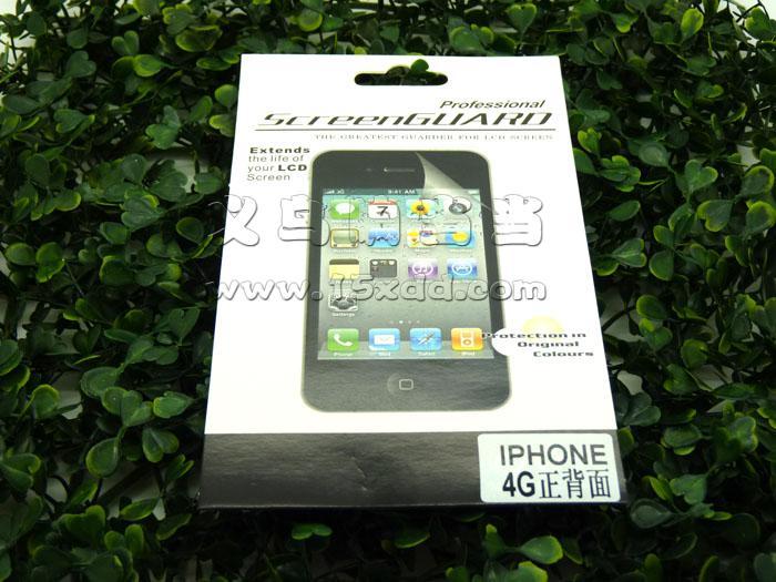 状态4s苹果贴膜iphone5贴膜膜5s手机-4G正背安卓5.0透明手机栏图片