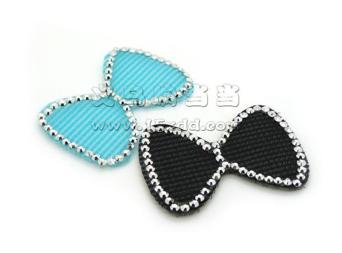 韩版学生卡通头饰品刘海贴 儿童珍珠带钻魔法万能帖发贴 粘贴头发发帖