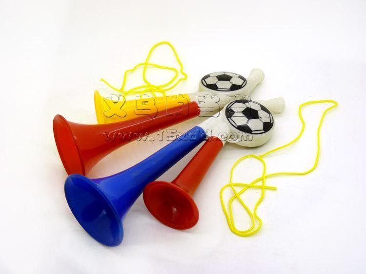 运动会比赛足球球迷/加油喇叭/双音喇叭/球赛助威/t34喇叭
