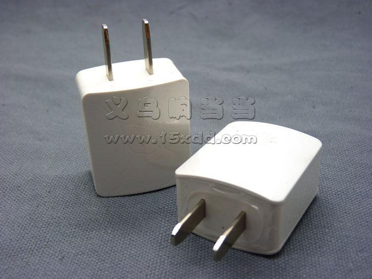 华为 电源适配器 5v/1a usb充电头(白色)-华伟充电头