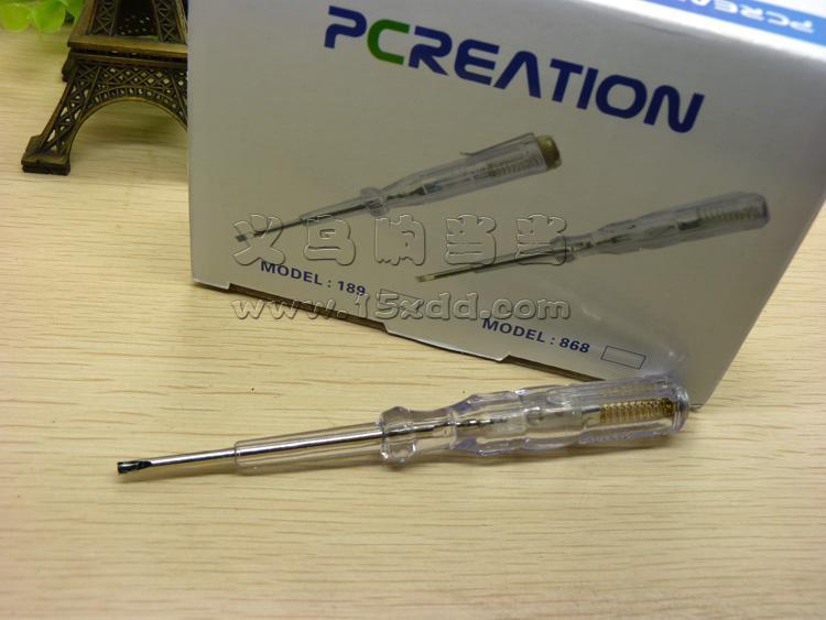 183电笔 测电笔 试电笔 亮灯式 常用电笔e2-4-3