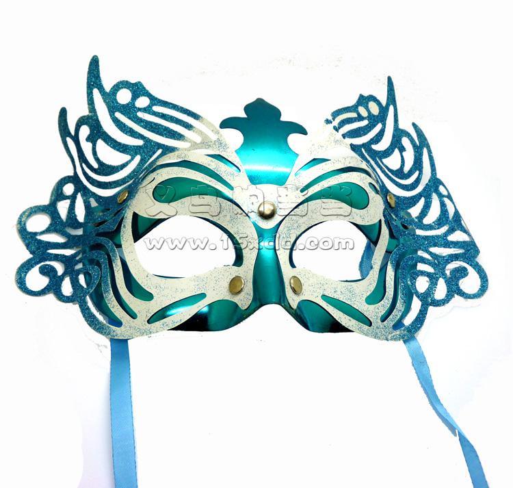 化妆舞会面具 蝴蝶面具