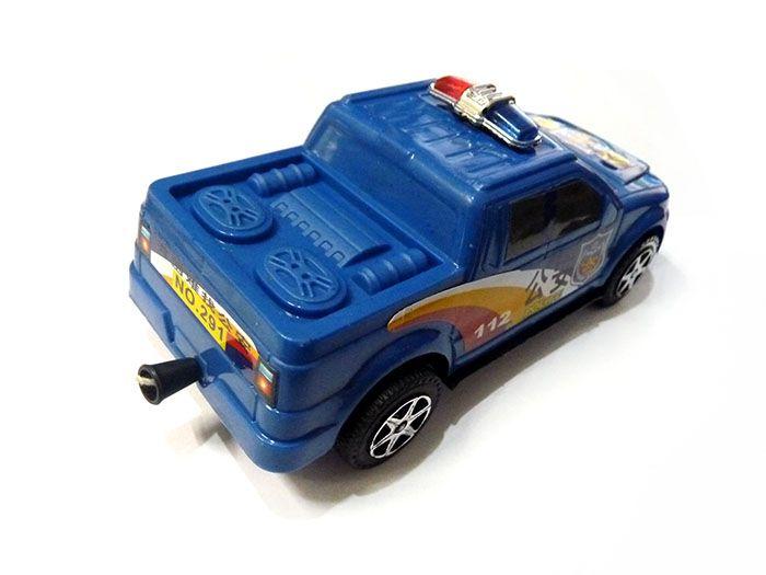 兒童玩具拉線警車291 e11-4-3